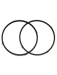 Grill Retention Rings