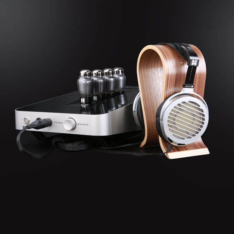 SHANGRI-LA JR Electrostatic Headphone and Amplifier