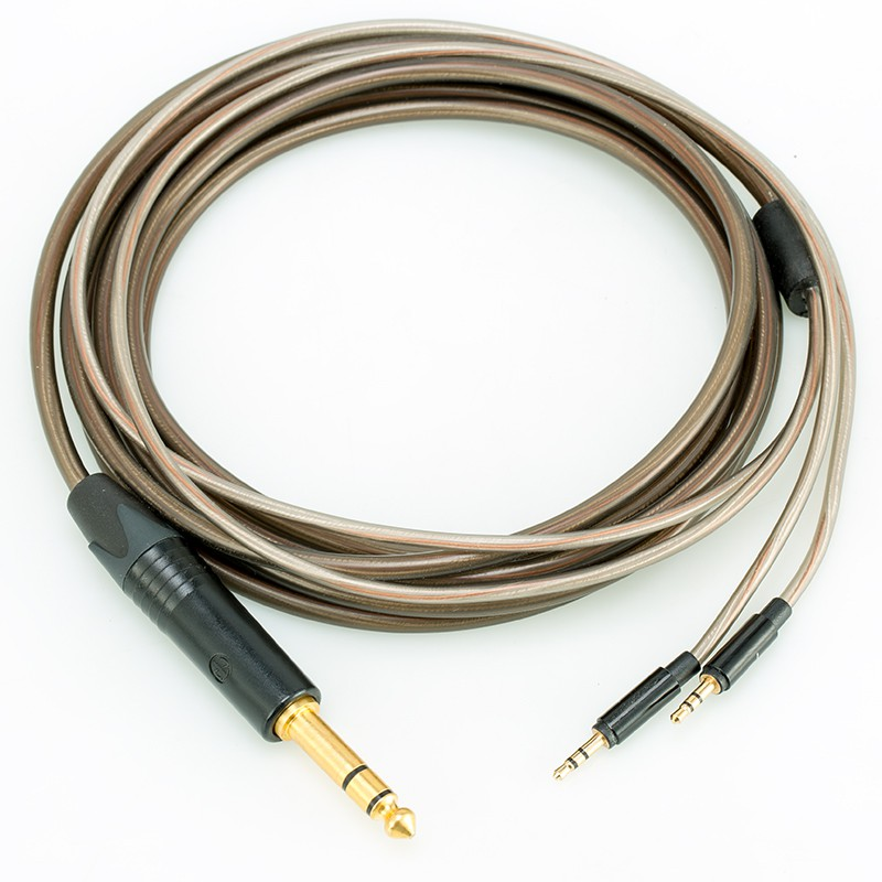 HE1000 V2 Stock Cable 2.5mm-to-6.35mm TRS