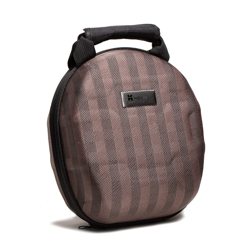 Headphone Travel Case-Brown